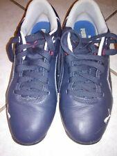Puma ECO Ortholite BMW Men Blue  Motorsport Shoes Sz 6.5 Euro sz 40 worn twice