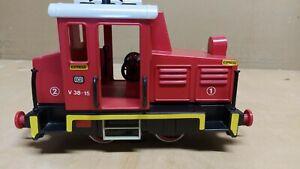 Playmobil 4050 Train Locomotive Électrique Vintage set N2