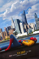 Spider-man Homecoming Imax 3D  Double Sided Orig Movie Poster 27x40