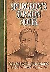 Spurgeon's Sermon Notes by Charles H. Spurgeon (1990, Paperback, Reprint)