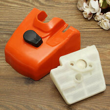 Carburetor Carb Air Filter Cover for Stihl 024 026 MS260 Chainsaw 1121 140 1915