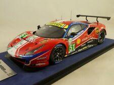 Looksmart Ferrari 488 #51 GTE AF Corse 2nd LMGTE Pro Class 1/18 LS18LM023