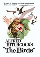 Horror Movie POSTER OPTIONS A3 A4 WALL ART Photo Print Film Cinema Home Decor