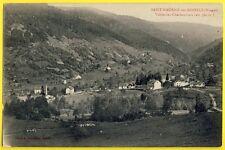 cpa Récit de guerre 88 - St MAURICE sur MOSELLE (Vosges) Vallée des CHARBONNIERS