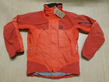 Genuine Haglofs Ex-Army Issue GoreTex Mountaineering Jacket Red Size Small #149