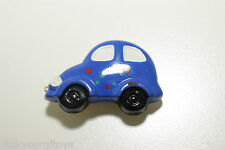 VW VOLKSWAGEN BEETLE KAFER BLUE EXCELLENT CONDITION PIN BADGE