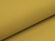 Bootsleder Boots Kunstleder Meterware Bootssitz Boot Steuerstuhl gelb