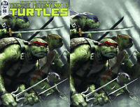 Teenage Mutant Ninja Turtles 98 IDW Gabriele Dell'Otto Virgin Set Variant TMNT
