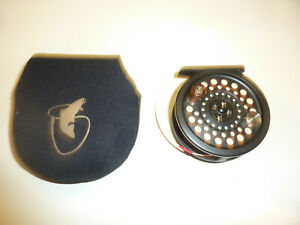 Scientific Anglers Mastery Series Fly Reel 4/5  . Made by Hardy in UK near mint