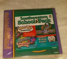 Southwestern School Pack passport to 35 languages,mighty math,student 1019578