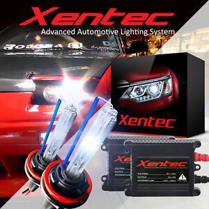 Xentec 35W 55W HID Xenon Light Conversion Kit H11 H13 for 2001-2017 Ford Escape