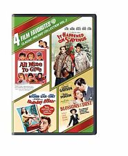 4 Film Favorites: Classic Holiday Vol. 2 (All Mine to Give Blos... Free Shipping