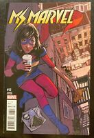 Ms Marvel 12. 1:25 Jones Variant. NM. 1st Red Dagger. Beautiful Copy Kamala Khan