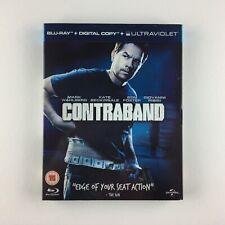 Contraband (Blu-ray, 2012) s