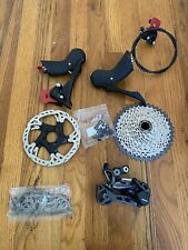 Shimano GRX RX810 Mechanical 6 Groupset 1x11speed New Take Off