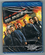 BLINDÉS -  MATT DILLON, LAWRENCE FISHBURNE & JEAN RENO - BLU-RAY - NEUF NEW NEU