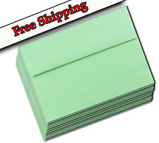 Pastel Green Envelopes for Announcement Wedding Invitation Greeting Cards