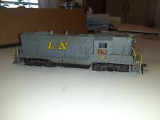 Model trains ho scale diesel locomotive used