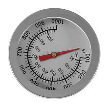 Barbecue Smoker Grill Thermometer Temperaturanzeige (100 bis 1000 Grad