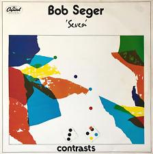 Bob Seger - Seven (LP) (VG-EX/VG-)
