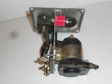Tennant Nobles Speedgleam Floor Scrubber 612766 Contactor Amp 80a Breaker Assy