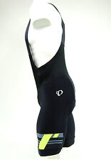 Pearl Izumi P.R.O. PRO Escape Cycling Bib Shorts Black/Screaming Yellow, Small
