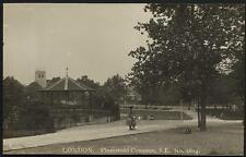 Plumstead Common # 2614 by C.Degen. Bandstand.