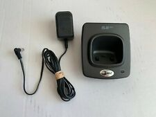 AT&T Class 2 Power Source 5.8 GHz Cordless Phone Charging Dock With Charger