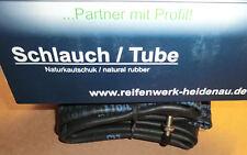 TUBO FLESSIBILE 17 pollici moto, Heidenau 2.75-17 o 2 3/4 - 17, vecchi dimensioni 21x2.75