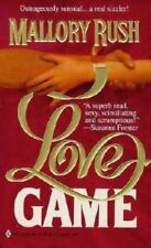Love Game by Mallory Rush - Sexy Romance Paperback