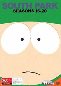 South Park - Season 16-20   Boxset DVD