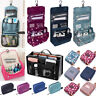 Travel Cosmetic Makeup Bag Toiletry Case Hanging Pouch Wash Organizer Storage HB