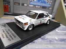 FIAT 131 Abarth Rallye 1977 Portugal TAP #5 Andruet LABO Gr.4 limited 1/150 1:43