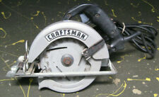 Craftsman industrial circular saw, small size 5-1/2 in. blade, 4/5 HP