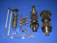 Honda XL 1000 V Varadero SD01 (99-02) 264-5 Getriebe Schaltung komplett (2)