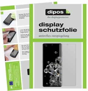 Screen Protector for Samsung Galaxy S20 Ultra Protection Anti Glare dipos