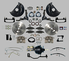 Performance Ultra complete Power Disc Brake Conversion type for 67-69 Mustang AT