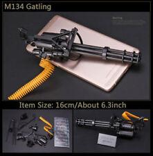 "4D assembled 1:6th Weapon Model M134 Minigun Gatling Machine Gun For 12"" Figure"