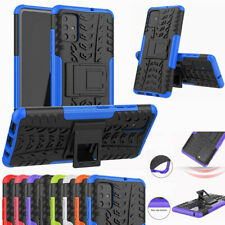 Armor Shockproof Stand Phone Cover Case For Samsung A71 A51 A70 A50 A40 A20 A80