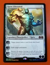 1x Karn Liberated | FOIL | Ultimate Masters | MTG Magic Cards