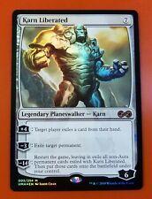1x Karn Liberated   FOIL   Ultimate Masters   MTG Magic Cards