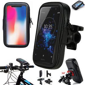 Bike Bicycle Mount Holder Phone Case Bag For Sony Xperia XA1 XA2 XZ2 L1 L2 L3 L4