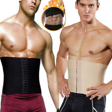 Men Belly Band Support Tummy Recovery Waist Weight Loss Body Shaper Belt Trainer