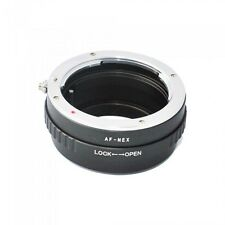 Sony Minolta Alpha AF MA lens to Sony E mount NEX adapter UK Seller
