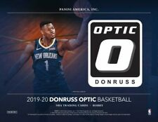 2019-20 PANINI OPTIC NBA - FINISH YOUR SET - NEW LOW PRICE
