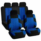 FB071BLUE115 Car Seat Cover (Travel Master Airbag and Split Bench Blue-Full