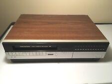 Vintage Rca SelectaVision Vgt 225 Vhs Vcr Video Cassette Recorder Needs Belts