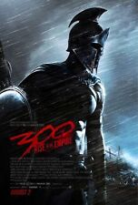 300: RISE OF AN EMPIRE  -2014- orig 27x40 D/S REG Movie Poster - LENA HEADEY - b
