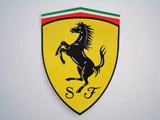 New Genuine Ferrari Shield Sticker  - Large Version