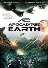 AE: Apocalypse Earth (Blu-ray Disc, 2013)